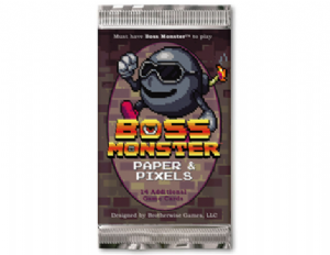 Boss Monster 2 : Papers and Pixels Expansion